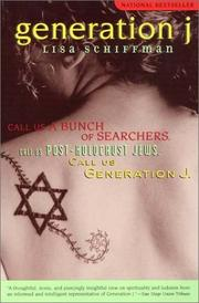 Cover of: Generation J | Lisa Schiffman