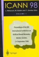 Cover of: ICANN 98 | International Conference on Artificial Neural Networks (European Neural Network Society) (8th 1998 SkoМ€vde, Sweden)