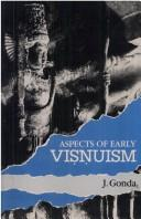 Cover of: Aspects of Early Visnuism