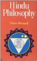 Cover of: Hindu philosophy