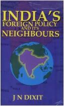 Cover of: Indian foreign policy and its neighbours