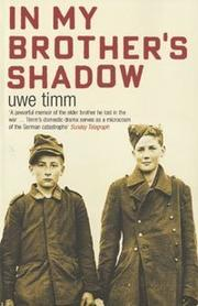 Cover of: In My Brother's Shadow: A Life and Death in the SS