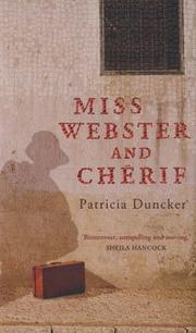 Cover of: Miss Webster And Cherif