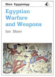 Cover of: Egyptian warfare and weapons