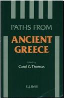 Cover of: Paths from Ancient Greece