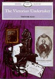 Cover of: The Victorian Undertaker | Trevor May