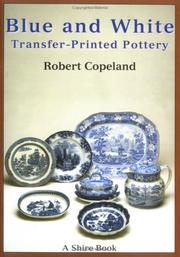 Cover of: Blue and White Transfer-printed Pottery