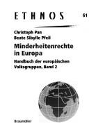 Cover of: Ethnos, vol. 61: Minderheitenrechte in Europa