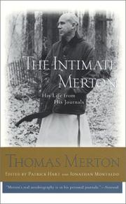 Cover of: The Intimate Merton: His Life from His Journals
