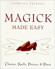 Cover of: Magick Made Easy