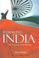 Cover of: Remaking India | Arun Maira