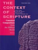Context of Scripture by