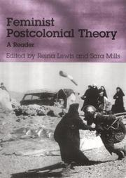 Cover of: Feminist Postcolonial Theory