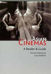 Cover of: Asian Cinemas | Dimitris Eleftheriotis
