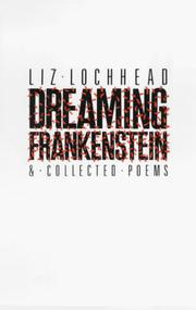 Cover of: Dreaming Frankenstein... (Poetry)
