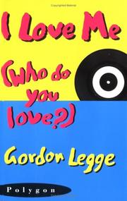 Cover of: I Love Me (Who Do You Love?)