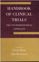 Cover of: Handbook Clinical Trials | Mohr & Brouwers