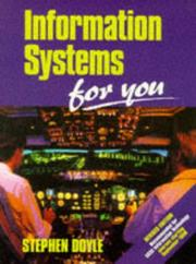 Information Systems for You by Stephen Doyle