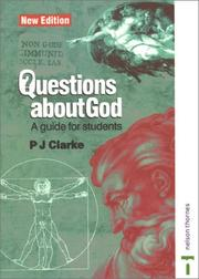 Cover of: Questions About God