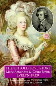 Cover of: The Untold Love Story