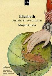 Cover of: Elizabeth and the Prince of Spain (A & B Fiction)