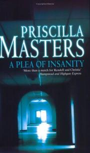 Cover of: A Plea of Insanity