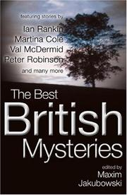 The Best British Mysteries
