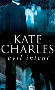 Cover of: Evil Intent