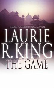 Cover of: The Game (Mary Russell Mystery)