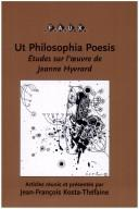 Cover of: Ut philosophia poesis?