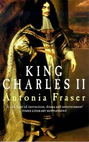 Cover of: KING CHARLES II