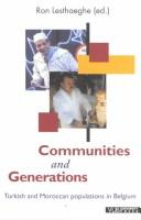 Cover of: Communities and Generations | Ron Lesthaeghe