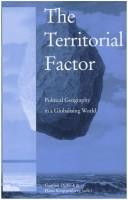 Cover of: The Territorial Factor by