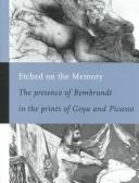 Cover of: Etched on the memory | Isadora Rose-de Viejo