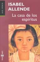 Cover of: La casa de los espiritus