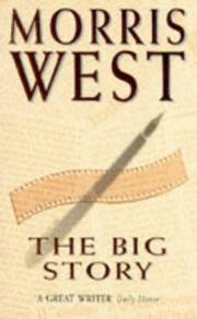 Cover of: The Big Story