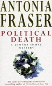 Cover of: POLITICAL DEATH. | Antonia Fraser