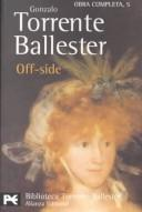 Cover of: Off-side