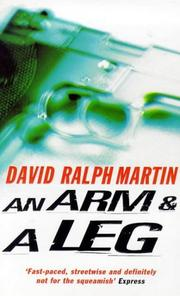 Cover of: An Arm and a Leg | David Martin (undifferentiated)