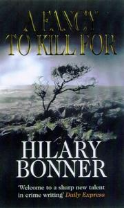 Cover of: A Fancy to Kill for | Hilary Bonner