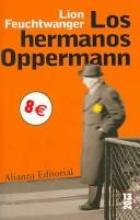 Cover of: Los Hermanos Oppermann / The Oppermann Brothers (13/20)