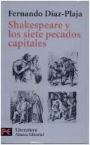 Cover of: Shakespeare y los siete pecados capitales