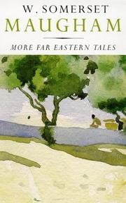 Cover of: More Far Eastern Tales | W. Somerset Maugham