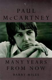 Cover of: Many Years From Now