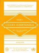Codex alimentarius by Joint FAO/WHO Codex Alimentarius Commission.