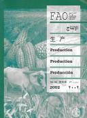 FAO production yearbook by Food and Agriculture Organization.