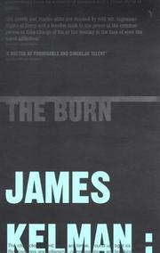 Cover of: The Burn