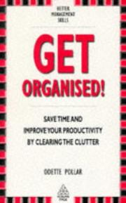 Cover of: Get organised!