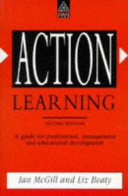 Cover of: Action learning | Ian McGill
