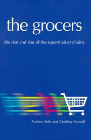 Cover of: The Grocers | Andrew Seth